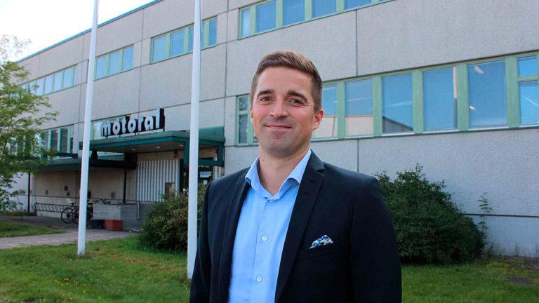 Motoral Oy:n toimitusjohtaja vaihtuu